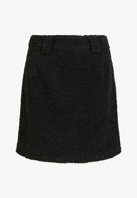 Object - A-line skirt - black - 4