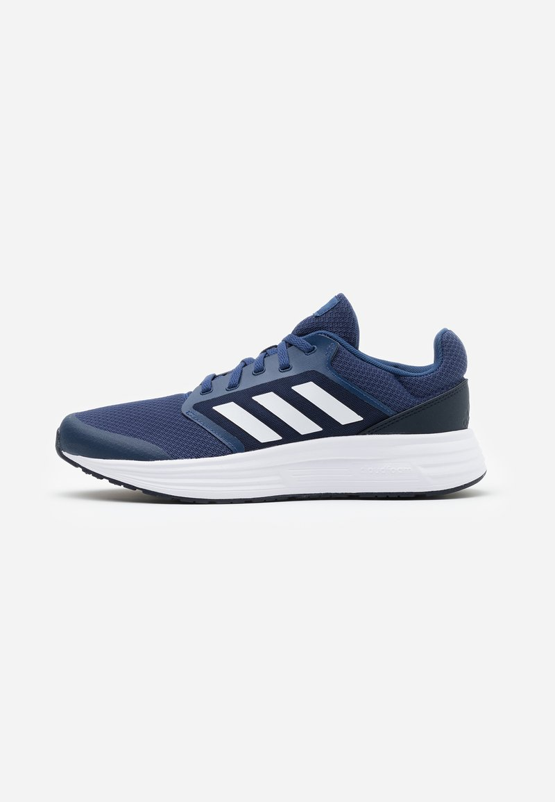 adidas Performance - GALAXY  - Scarpe running neutre - tech indigo/footwear white/legend ink