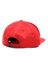 Vans - BY FULL PATCH SNAPBACK BOYS - Cap - high risk red - 2