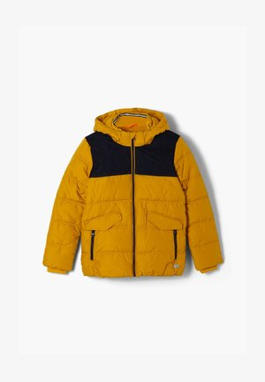 Winter jacket - yellow