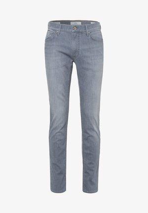 STYLE CHUCK - Jeans slim fit - light grey