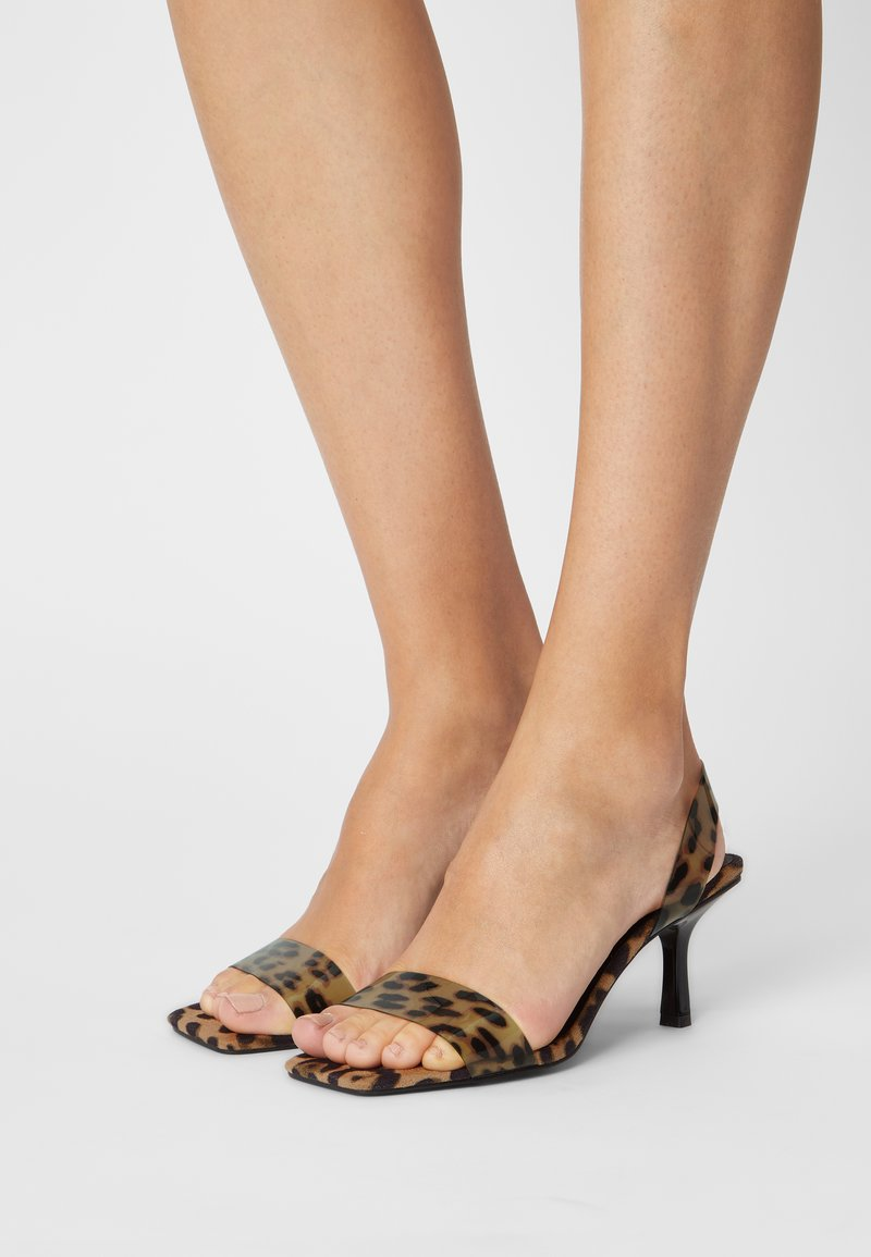 Nly by Nelly - Sandals - leopard