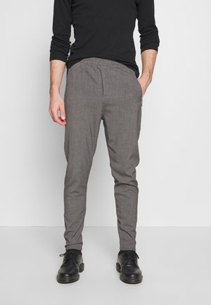 SUIT PANT - Trousers - grey
