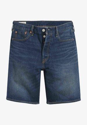 501® HEMMED - Short en jean - fire goin' short