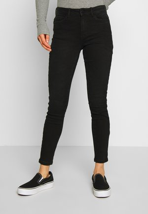 VMHANNA SLIM JEANS  - Džíny Slim Fit - black