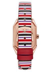 Emporio Armani - GIOIA - Watch - black,purple,red,white - 1