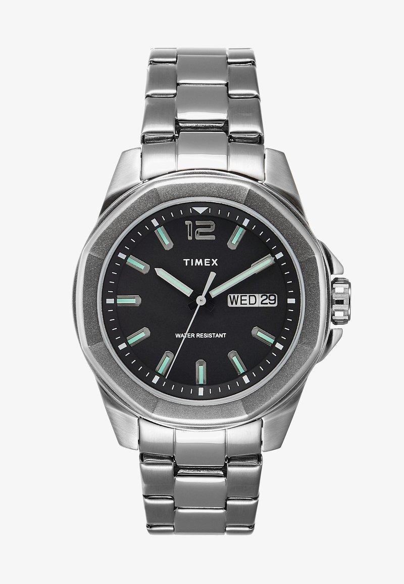 Timex - ESSEX AVENUE - Watch - silver-coloured
