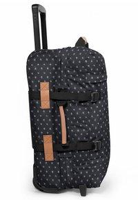 Eastpak - TRANVERZ S AMINIMAL - Wheeled suitcase - check bleach - 4