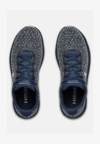 Under Armour - CHARGED IMPULSE KNIT - Stabilty running shoes - academy - 0