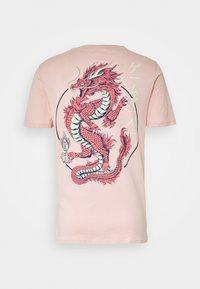 YOURTURN - T-Shirt print - pink - 1