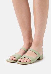 RAID - JOY - Sandalias de dedo - green - 0