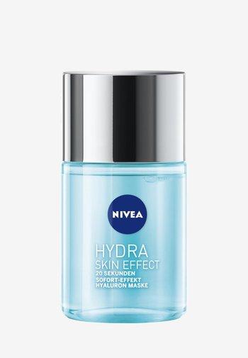 HYDRA SKIN EFFECT 20 SEC IMMEDIATE EFFECT HYLUARON MASK - Gesichtsmaske - -