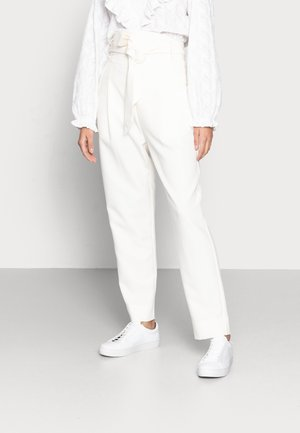 PINJA - Pantalones - whisper white