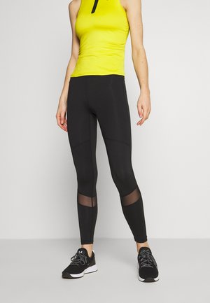 UNTMD HIGH WAIST - Leggings - black