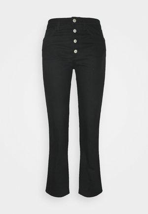 DEVINE - Jeans straight leg - stay black