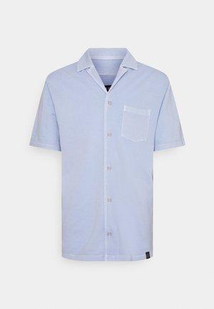 Košile - dusty blue