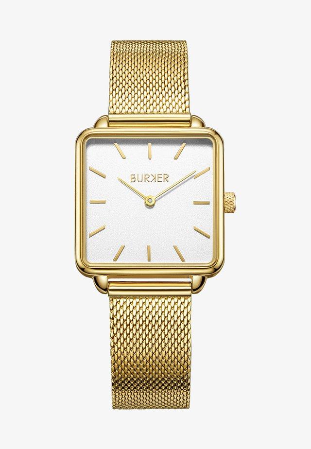 Gold White - Ure - gold-coloured