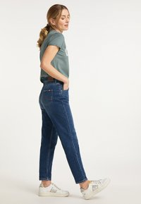 Mustang - MOMS - Jeans Tapered Fit - blau - 4