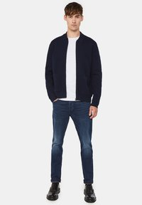 WE Fashion - SUPERSTRETCH - Jeans Skinny Fit - dark blue - 1