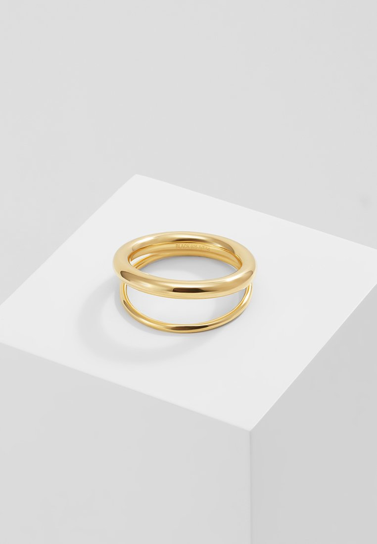 Maria Black - OFFSET - Ring - gold-coloured