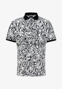 Just Cavalli - Polo shirt - black/white - 3