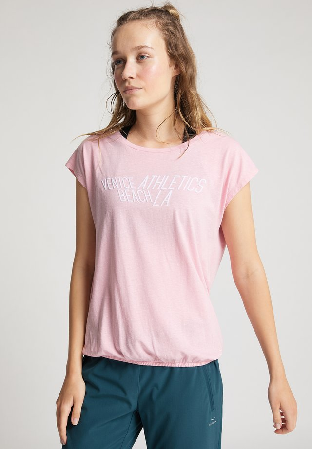 Print T-shirt - fairy wing