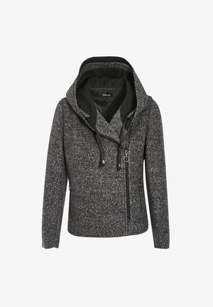 Fleece jacket - gris clair