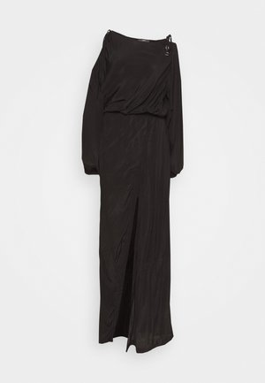 MARA DRESS - Maxikjole - black