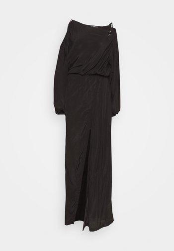 MARA DRESS - Maxi dress - black