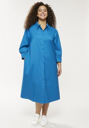 LATA - Shirt dress - petrol