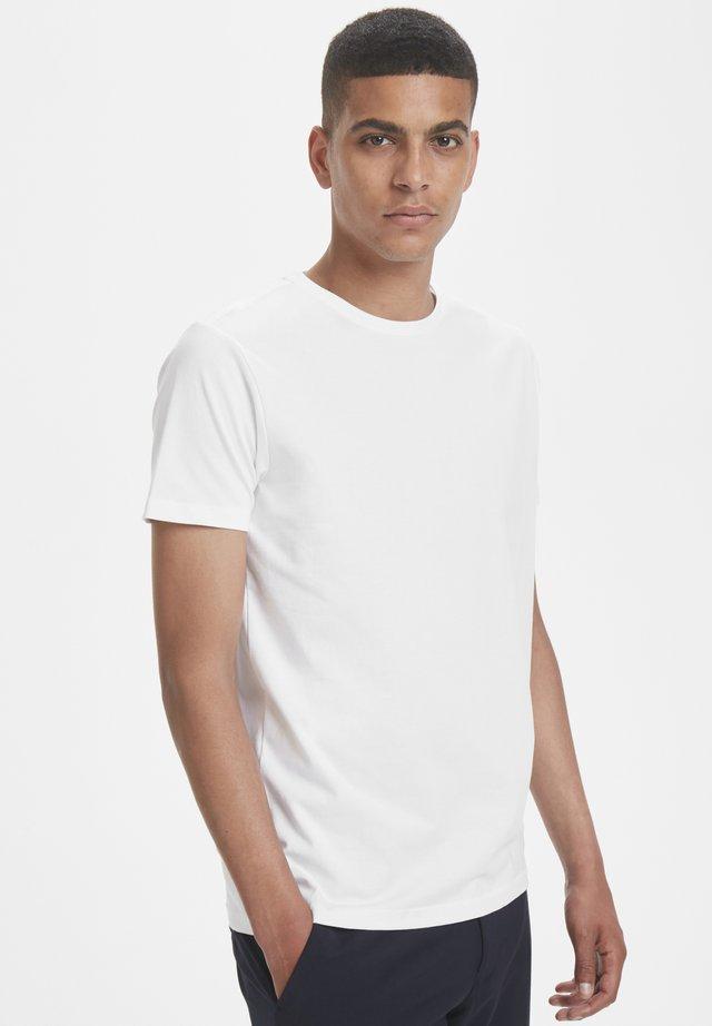 JERMALINK - Jednoduché triko - white