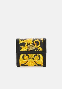 Versace Jeans Couture - LULA FRENCH WALLET - Wallet - black - 0
