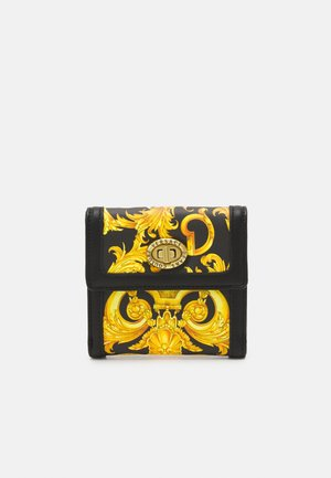 LULA FRENCH WALLET - Portfel - black