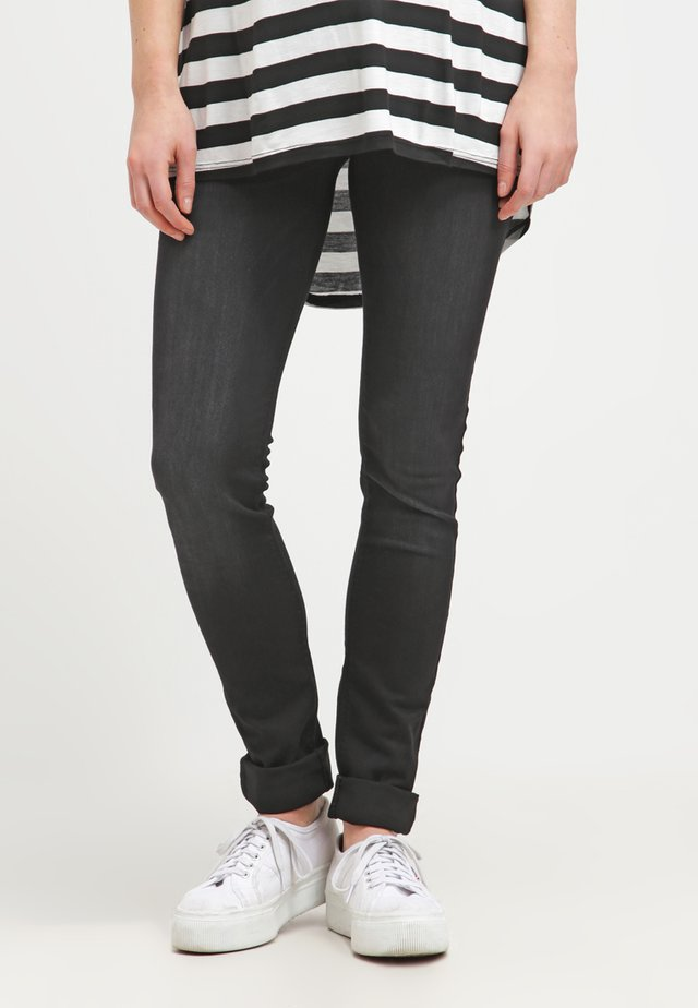 SOPHIA - Slim fit jeans - charcoal