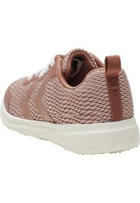 Hummel - ACTUS ML JR - Sports shoes - cedar wood - 3