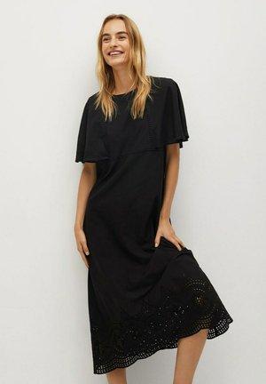 JAKE-A - Day dress - schwarz