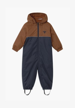 SNOOPY UNISEX - Snowsuit - black iris