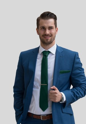Tie - grün