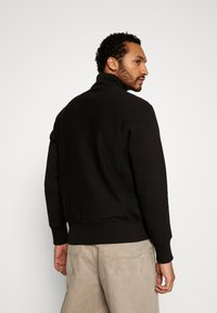 Champion Reverse Weave - HALF ZIP - Sweatshirt - black - 2