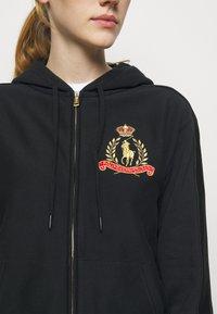 Polo Ralph Lauren - Zip-up hoodie - polo black - 5
