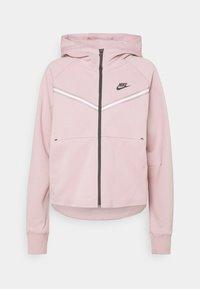 Nike Sportswear - Zip-up sweatshirt - champagne/black - 6