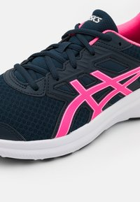 ASICS - JOLT 3 - Scarpe running neutre - french blue/hot pink - 5