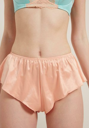 SATIN - Pyjama bottoms - rosa chic