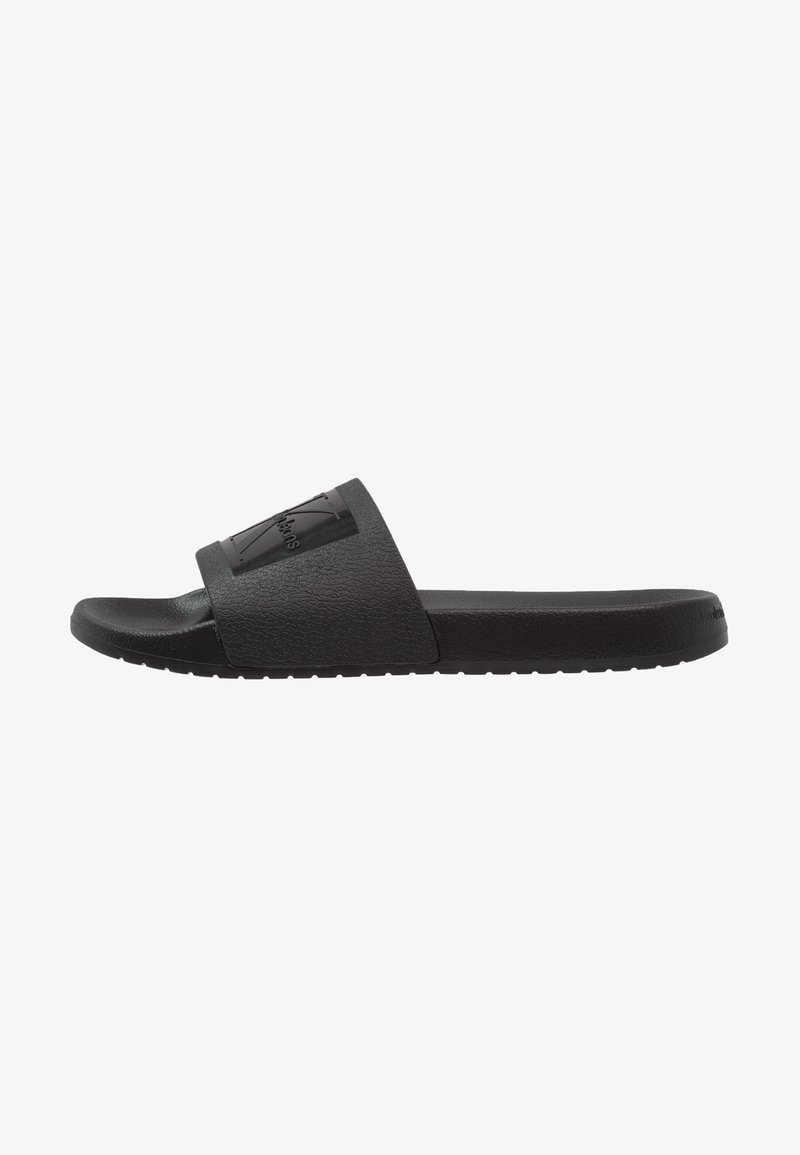 Calvin Klein Jeans - VINCENZO - Pool slides - black
