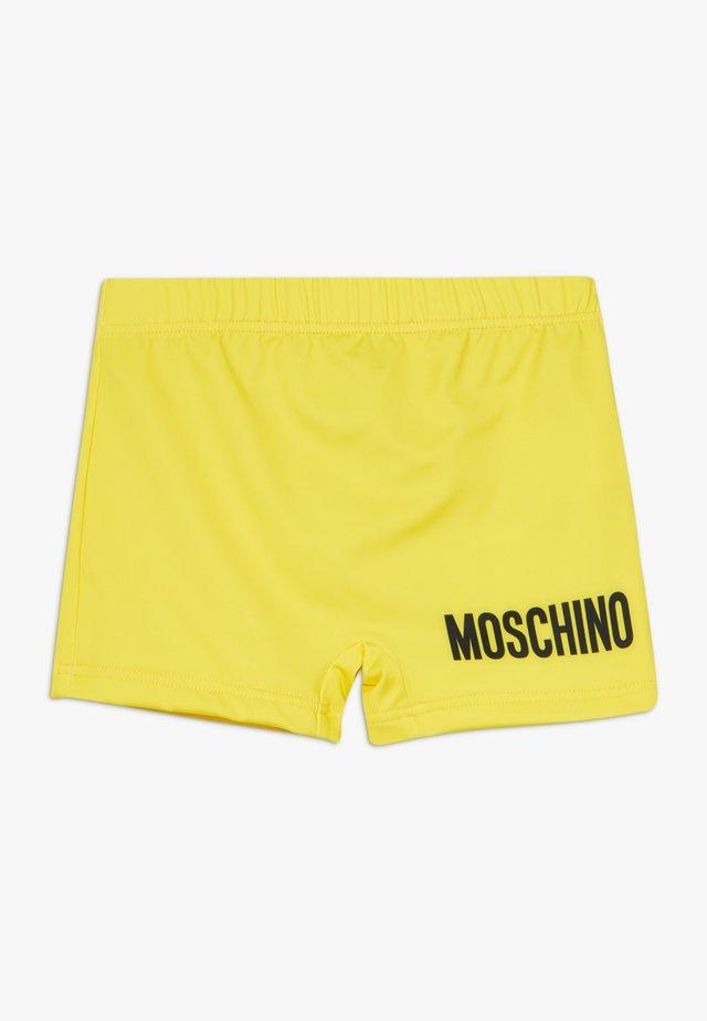 SWIM - Swimming trunks - blazing yellow