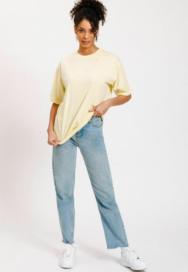 NYC LEMON - T-shirt basic - yellow