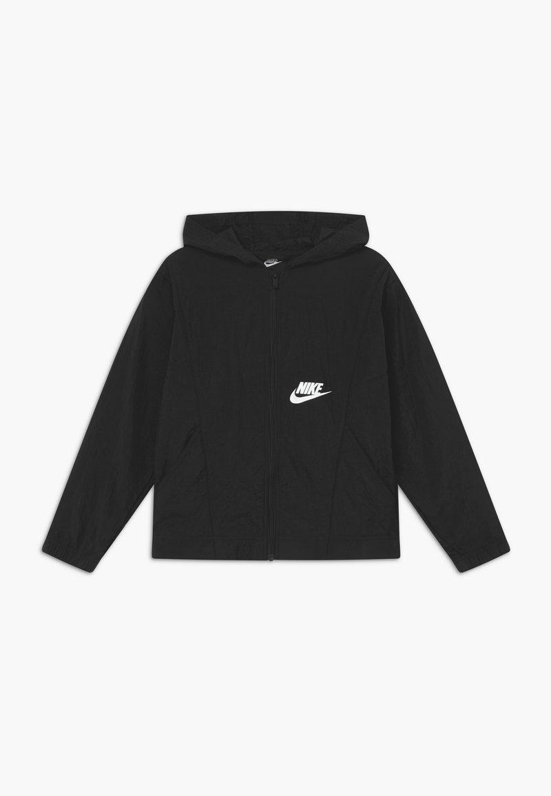 Nike Sportswear - JACKET - Jas - black/white