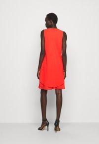 Lauren Ralph Lauren - CLASSIC DRESS - Cocktail dress / Party dress - regal coral - 2