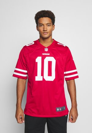 NFL SAN FRANCISCO GAME TEAM - Article de supporter - gym red
