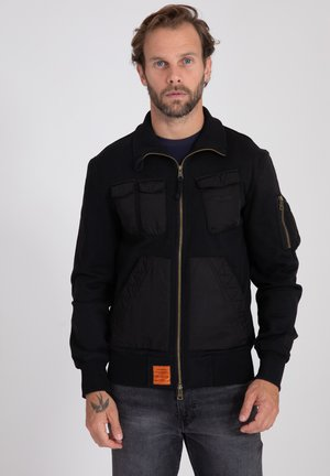 LANGER - Sweatshirt - black